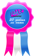 idas commerce - 20 godina sa vama